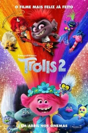 poster Trolls World Tour