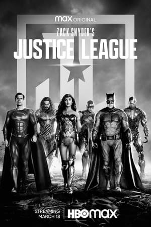 poster Zack Snyder's Justice League