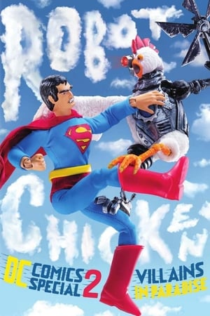 Image Robot Chicken DC Comics Special II: Villains in Paradise