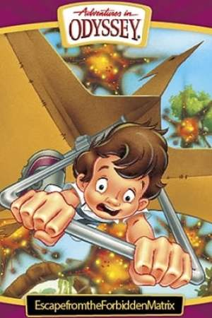 Image Adventures in Odyssey: Escape from the Forbidden Matrix