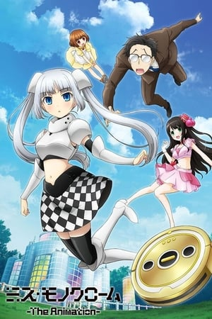 Image Miss Monochrome - The Animation