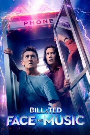 poster Bill & Ted Face the Music