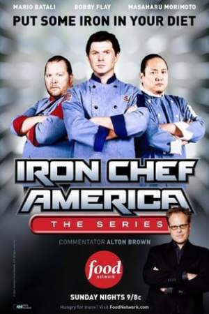 Image Iron Chef America