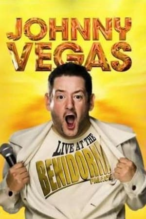 Image Johnny Vegas: Live At The Benidorm Palace