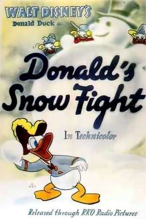 Image Donald's Snow Fight