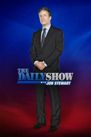 poster The Daily Show with Trevor Noah
