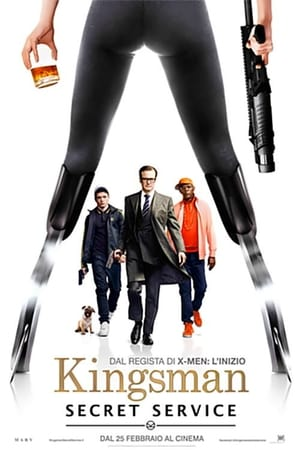 Image Kingsman: The Secret Service