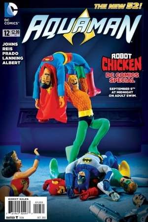 Image Robot Chicken DC Comics Special III: Magical Friendship