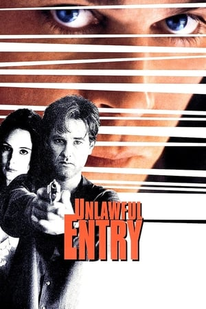 Image Unlawful Entry