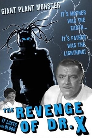 Image The Revenge of Dr. X