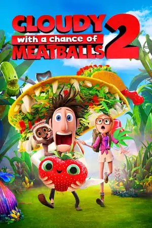 Image Cloudy with a Chance of Meatballs 2