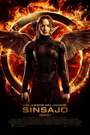 Image The Hunger Games: Mockingjay - Part 1
