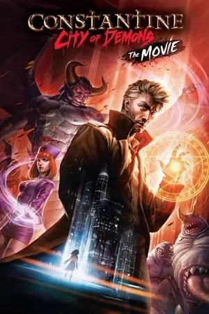 Image Constantine: City of Demons - The Movie