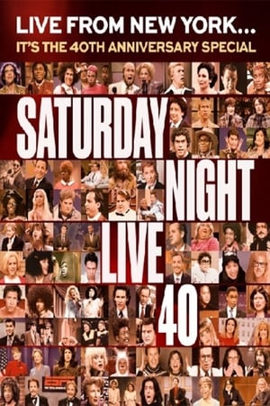Image Saturday Night Live 40th Anniversary Special