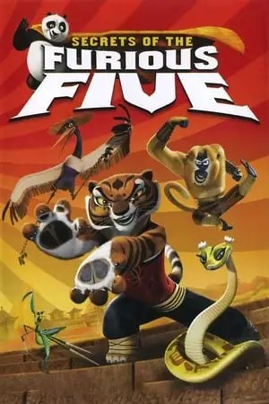 Kung Fu Panda: Secrets of the Furious Five