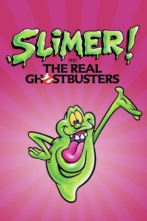 Slimer! And the Real Ghostbusters