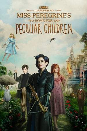 Image Miss Peregrine's Home for Peculiar Children