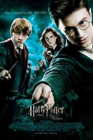 poster Harry Potter and the Order of the Phoenix