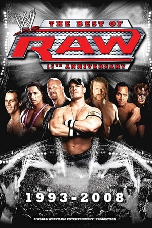 Image WWE: The Best of Raw 15th Anniversary