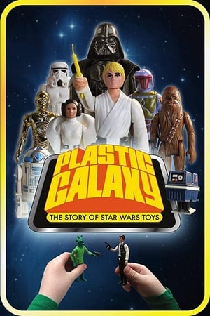 Image Plastic Galaxy: The Story of Star Wars Toys