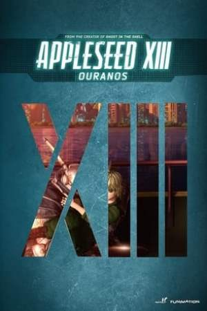 Image Appleseed XIII: Ouranos