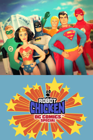 Image Robot Chicken: DC Comics Special
