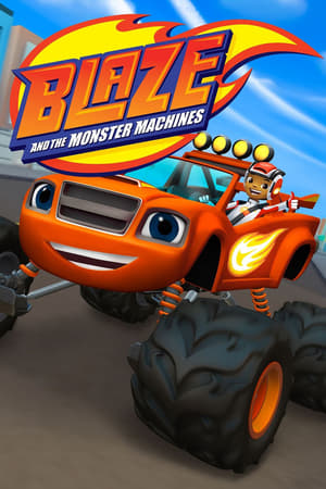 Image Blaze and the Monster Machines