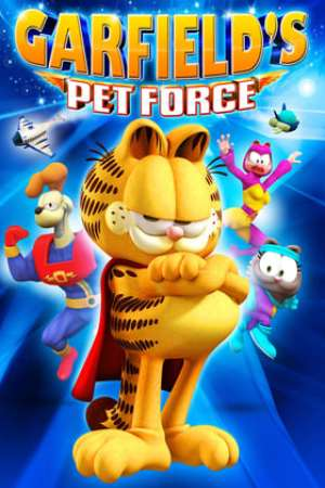 Image Garfield's Pet Force