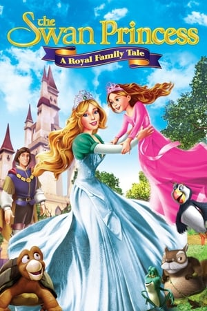 Image The Swan Princess: A Royal Family Tale