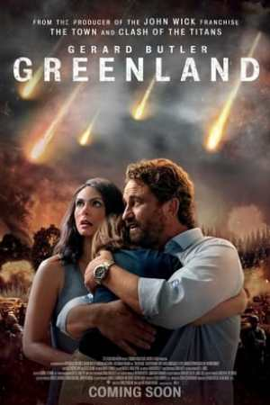 poster Greenland