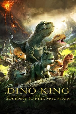 Image Dino King: Journey to Fire Mountain