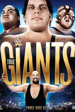 Image WWE: Presents True Giants