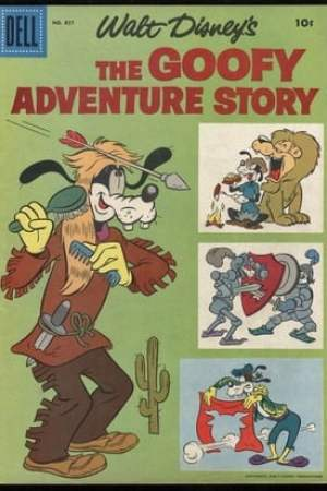 The Goofy Adventure Story