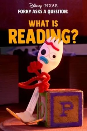 Image Forky Asks a Question: What Is Reading?