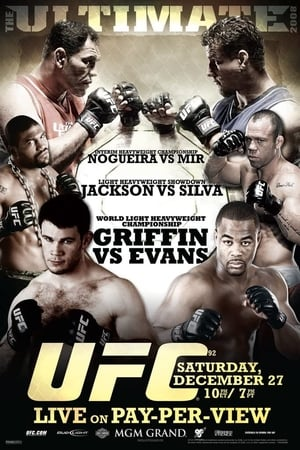 Image UFC 92: The Ultimate 2008