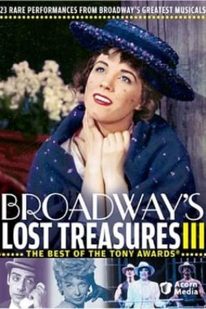 Image Broadway's Lost Treasures III: The Best of The Tony Awards