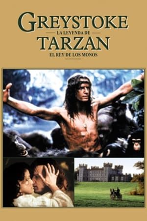 Image Greystoke: The Legend of Tarzan, Lord of the Apes
