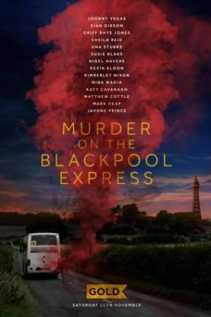 Image Murder on the Blackpool Express