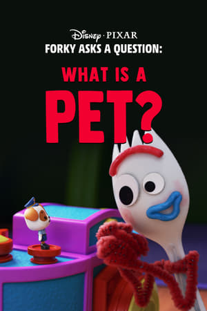 Image Forky Asks a Question: What Is a Pet?