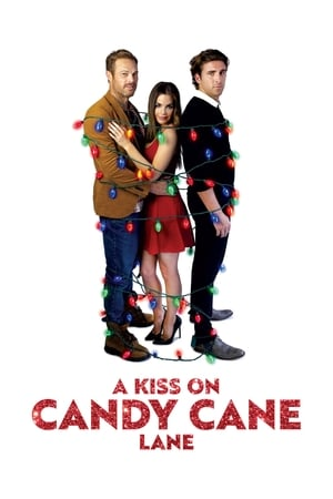 Image A Kiss on Candy Cane Lane