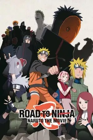 Image Naruto Shippuden the Movie: Road to Ninja
