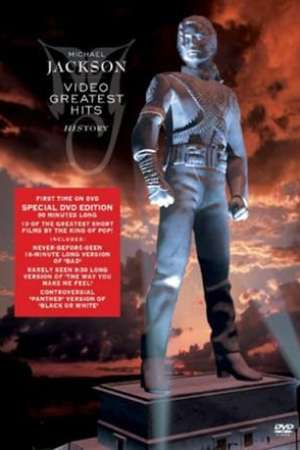 Image Michael Jackson - Video Greatest Hits - HIStory