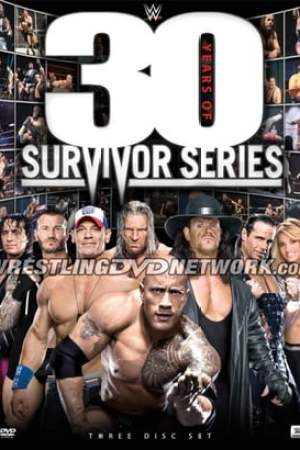 Image WWE: 30 Years of Survivor Series