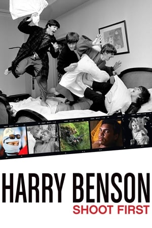 Image Harry Benson: Shoot First