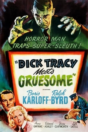 Image Dick Tracy Meets Gruesome