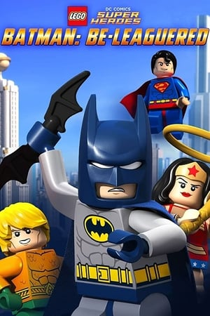 Image LEGO DC Comics Super Heroes: Batman: Be-Leaguered