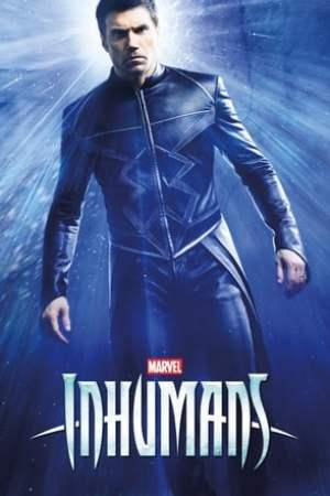 poster Marvel's Inhumans