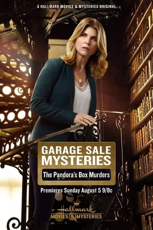 Image Garage Sale Mysteries: The Pandora's Box Murders