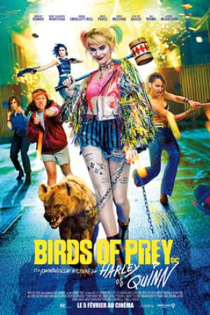 Image Birds of Prey (and the Fantabulous Emancipation of One Harley Quinn)