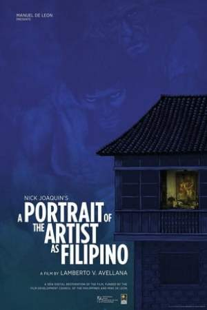 A Portrait of the Artist as Filipino